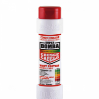 Super Bomba Condicionador Cabelos Secos, Muito Secos e Crespos 300ml Muriel
