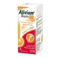 Alivium gotas 50 mg/ml gotas 30 ml