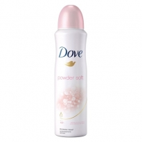 DESODORANTE AEROSOL DOVE POWDER SOFT 100GR