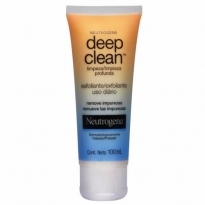 Neutrogena Deep Clean Esfoliante de Limpeza Profunda100ml