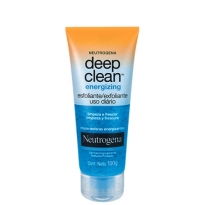 Neutrogena Deep Clean Energizing Esfoliante 100g