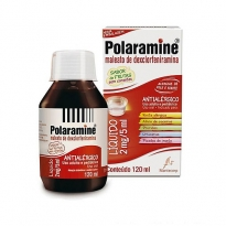 Polaramine Xarope com 120ml