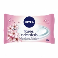 Sabonete Nivea Flores Orientais 90g