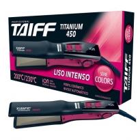 Chapinha Taiff Profissional Titanium 450- Colors 200ºC/230ºC