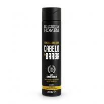 CONDICIONADOR CABELO E BARBA BIO EXTRATUS HOMEM 300ML
