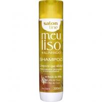 SHAMPOO MEU LISO #ALINHADO Salon Line 300ml