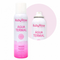 ÁGUA TERMAL RUBY ROSE 150ML