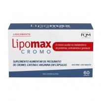 LIPOMAX CROMO CX 60 CÁPS