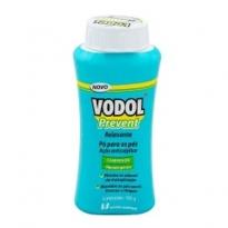 Vodol Prevent Relaxante Pó para os Pés 100g