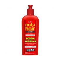 Condicionador Bomba de Vitaminas Natu Hair SKAFE 300ml
