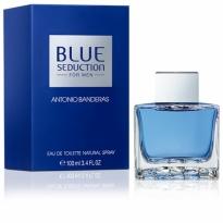 PERFUME BLUE SEDUCTION FOR MEN ANTONIO BANDERAS EAU DE TOILETTE 100ML