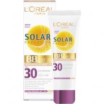 Protetor Solar Facial Diário 5 em 1 Loreal Paris Solar Expertise BBCream FPS 30 50g