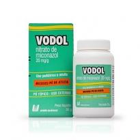 Vodol pó com 30 gramas