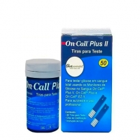 Tiras On Call Plus (50 Unidades)