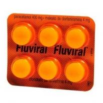 FLUVIRAL 6 COMPR