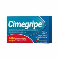 CIMEGRIPE CX 20 CÁPS