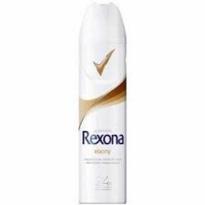 Desodorante aerosol Rexona Ebony com 175 ml