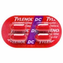 TYLENOL DC 4 COMPR