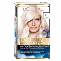 TINTURA IMÉDIA EXCELLENCE ICE COLORS 12.111 #FETICHE