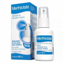 MERTHIOLATE SPRAY 45ML