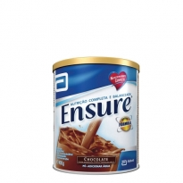 SUPLEMENTO ALIMENTAR ENSURE CHOCOLATE 900GR