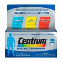 CENTRUM SELECT HOMEM 30 COMPR