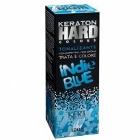 Keraton Hard Colors Tonalizante Blue 100g