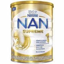 Fórmula infantil Nan Supreme 1 800g