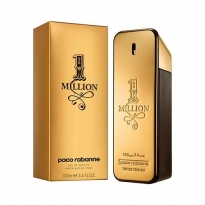 PERFUME MASCULINO 1 MILLION PACO RABANNE EAU DE TOILETTE 100ML
