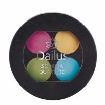 Dailus Sombra Quarteto Cor 20 Color Block