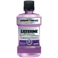 LISTERINE CUIDADO TOTAL 250ML