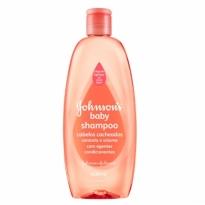 Shampoo Johnson's Baby Cachos Definidos 400ml