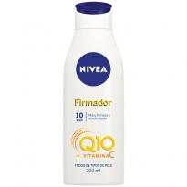 LOÇÃO HIDRATANTE NIVEA FIRMADOR Q10 200ML