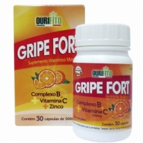 GRIPEFORT 500MG 30 CÁPS