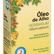 ÓLEO DE ALHO HERBARIUM 45 CÁPS