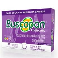BUSCOPAN COMPOSTO CX 20 COMPR