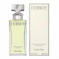 Perfume Eternity Calvin Klein Eau de Parfum Feminino - 100ml