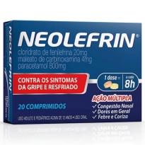 NEOLEFRIN NOITE CX 20 COMPR