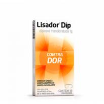 LISADOR DIP CX 10 COMPR