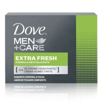SABONETE DOVE MEN CARE EXTRA FRESH 90GR