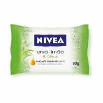 Sabonete Nivea Erva Limão e Óleos 90g