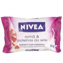 Sabonete Nivea Romã e Proteínas do Leite 90g
