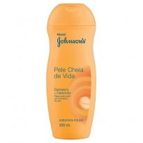 Sabonete Líquido Johnson's Pele Cheia de Vida 200 ml