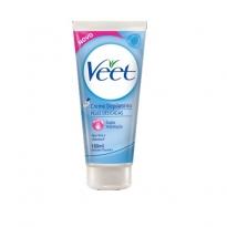 Creme Depilatório Veet para Peles Delicadas com 180 ml