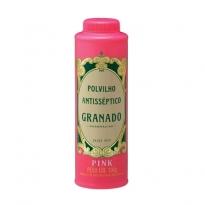 Polvilho Antisséptico Granado Pink com 100g