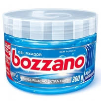Gel Fixador Bozzano Fixação Mega Forte com 300 g