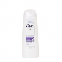Shampoo Dove Pós Progressiva 200 ml