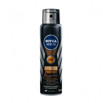 Desodorante aerosol Nivea Men Stress Protect 150 ml