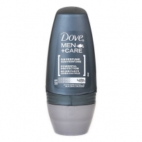 Desodorante Roll-On Dove Men Care Sem Perfume com 50 ml