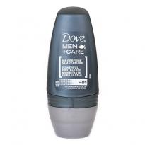 DESODORANTE ROLL-ON DOVE MEN CARE S/ PERFUME 50ML